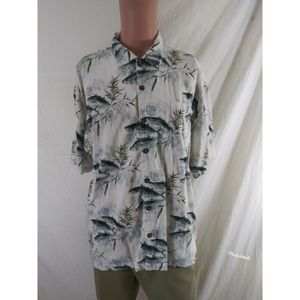 AFTCO Bluewater Men Shirt Size XL